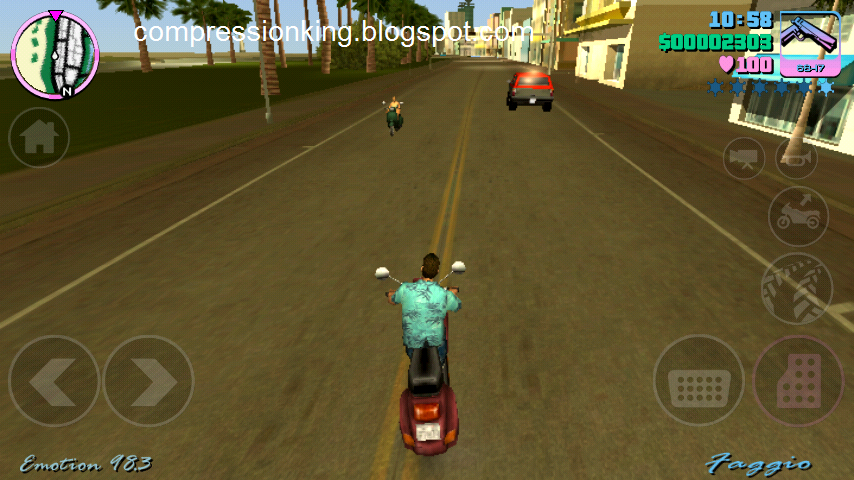 Download gta vice city for android apk data highly compressed