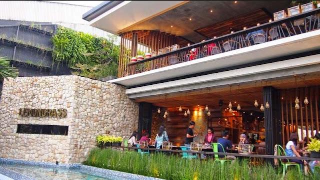 Alamat Restoran Lemongrass Bogor