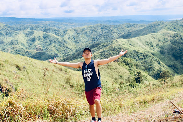 Scenice View: Sierra Madre Ranges (Longest Mountain Range in the Philippines)