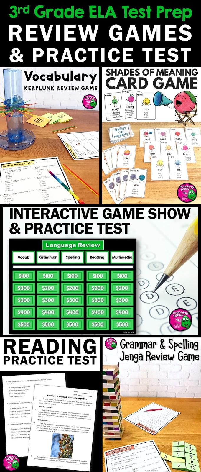 How To Prep For Fsa Valuable Tips For 3rd Grade Ela Teaching