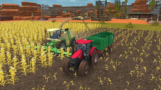 Farming Simulator 18 Mod Apk Full