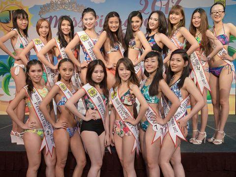 Viral, Foto Peserta Ratu Kecantikan Singapura Pakai Bikini yang Dikritik