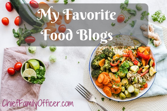 My Favorite Food Blogs