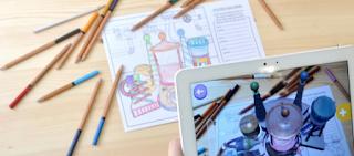 Chromville - app educativa de realidad aumentada