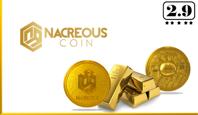 Nacreous (NACRE) ICO Review, Rating, Token Price