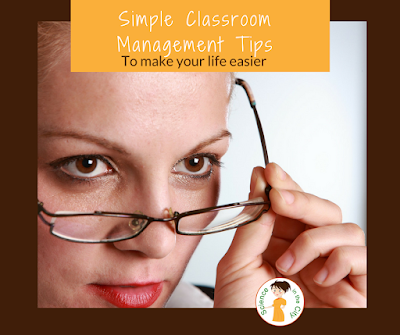 Simple Classroom Management Tips that Will Make Your Life Easier