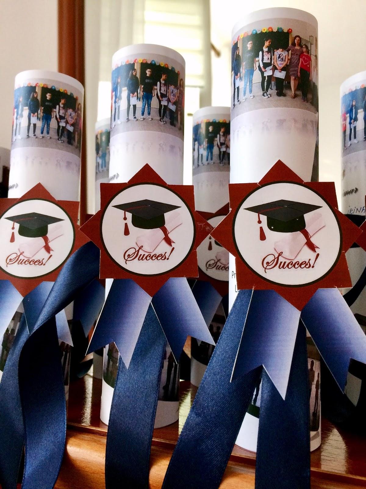 Diplome școlare personalizate