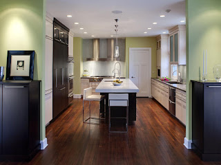 Modern House Country Kitchens