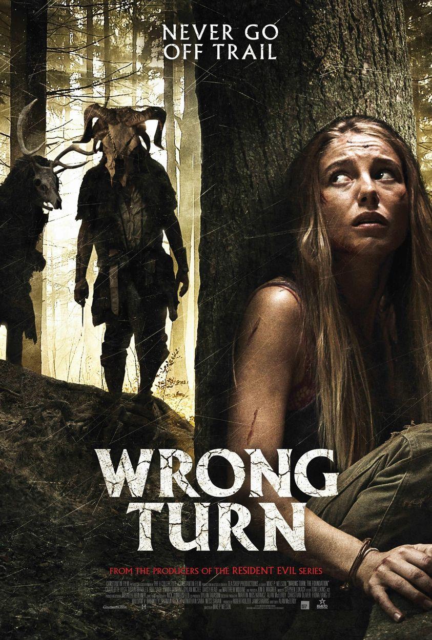 Ngã Rẽ Tử Thần - Wrong Turn (2021) (2021)