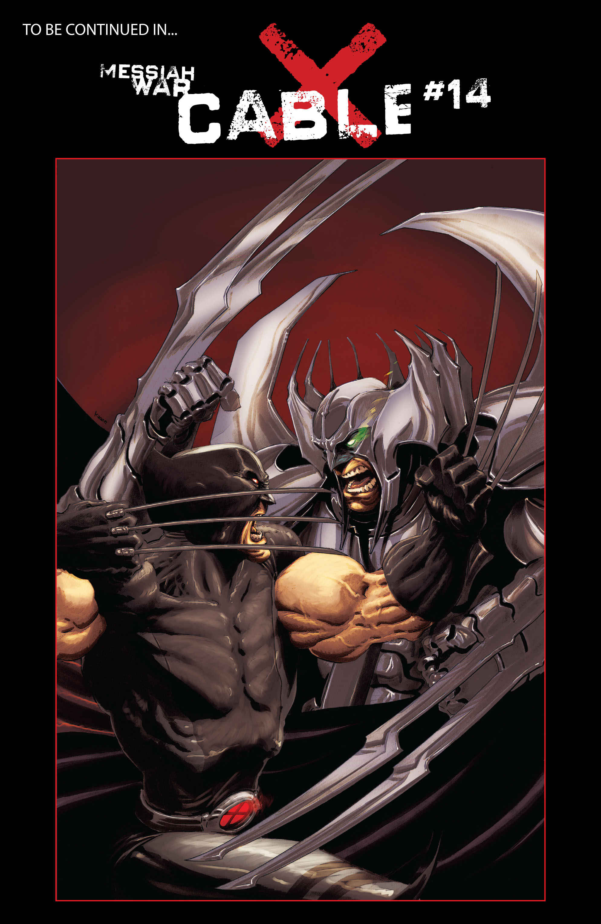 Read online X-Force (2008) comic -  Issue #14 - 26