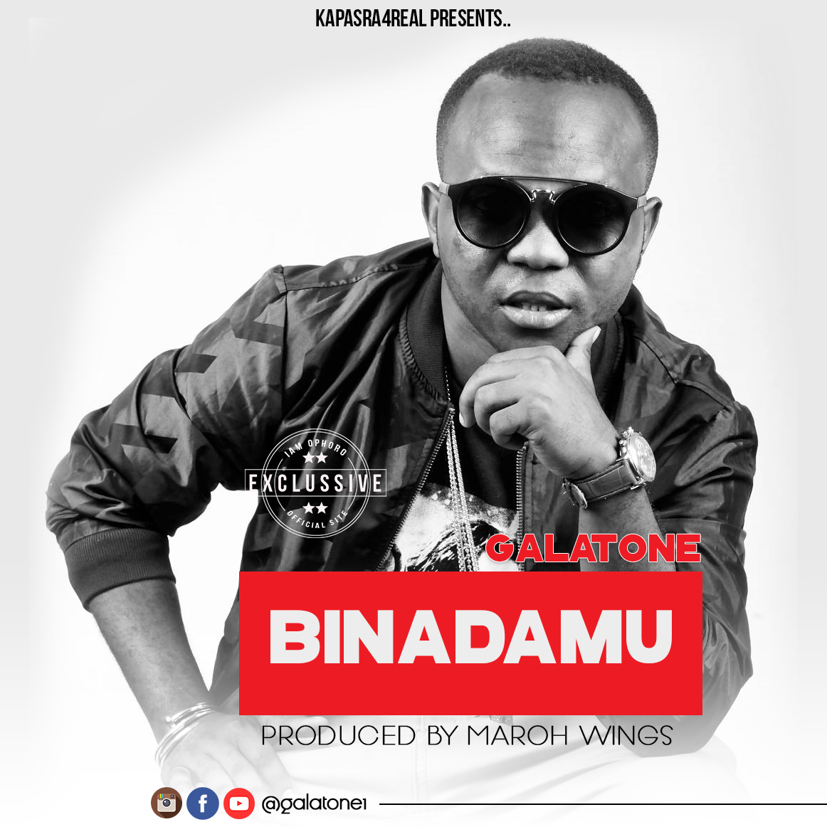 Iam A Rider Mp3 Download: [Music] Galatone - Binadamu