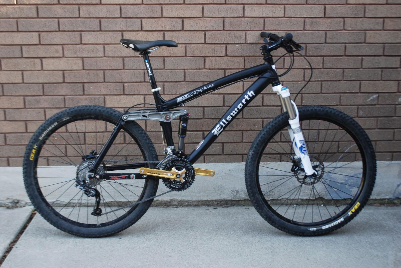 ANEX BICYCLES: Trek Fuel EX9