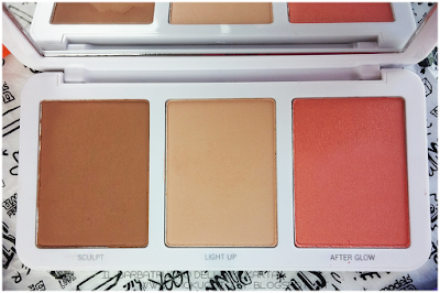 PALETTE SCULPT & GLOW - Contours & defines - Fair to light n 01