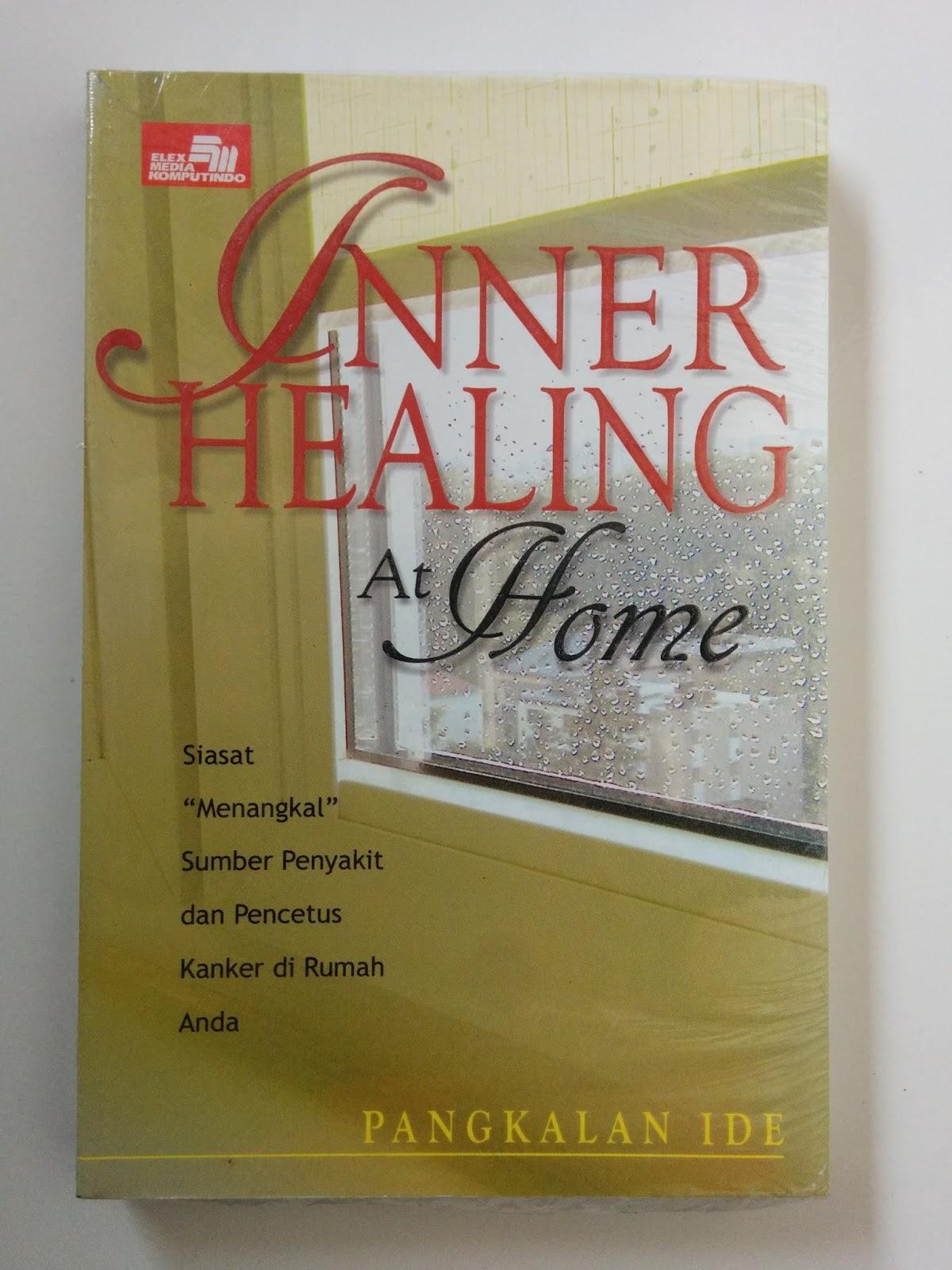 Buku Inner Healing At Home