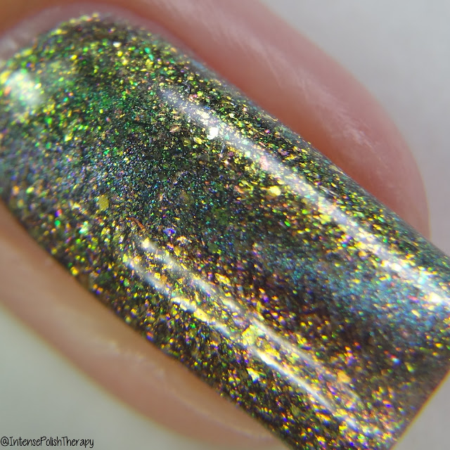 Bee's Knees Lacquer - The Band Of Exiles