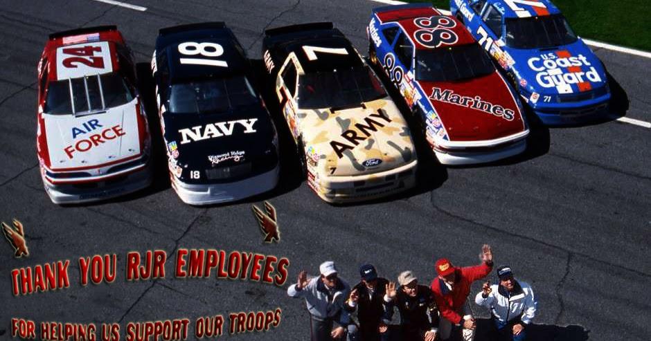 NASCAR Racing Champions Blog: 1991 Daytona 500 Support Our ...