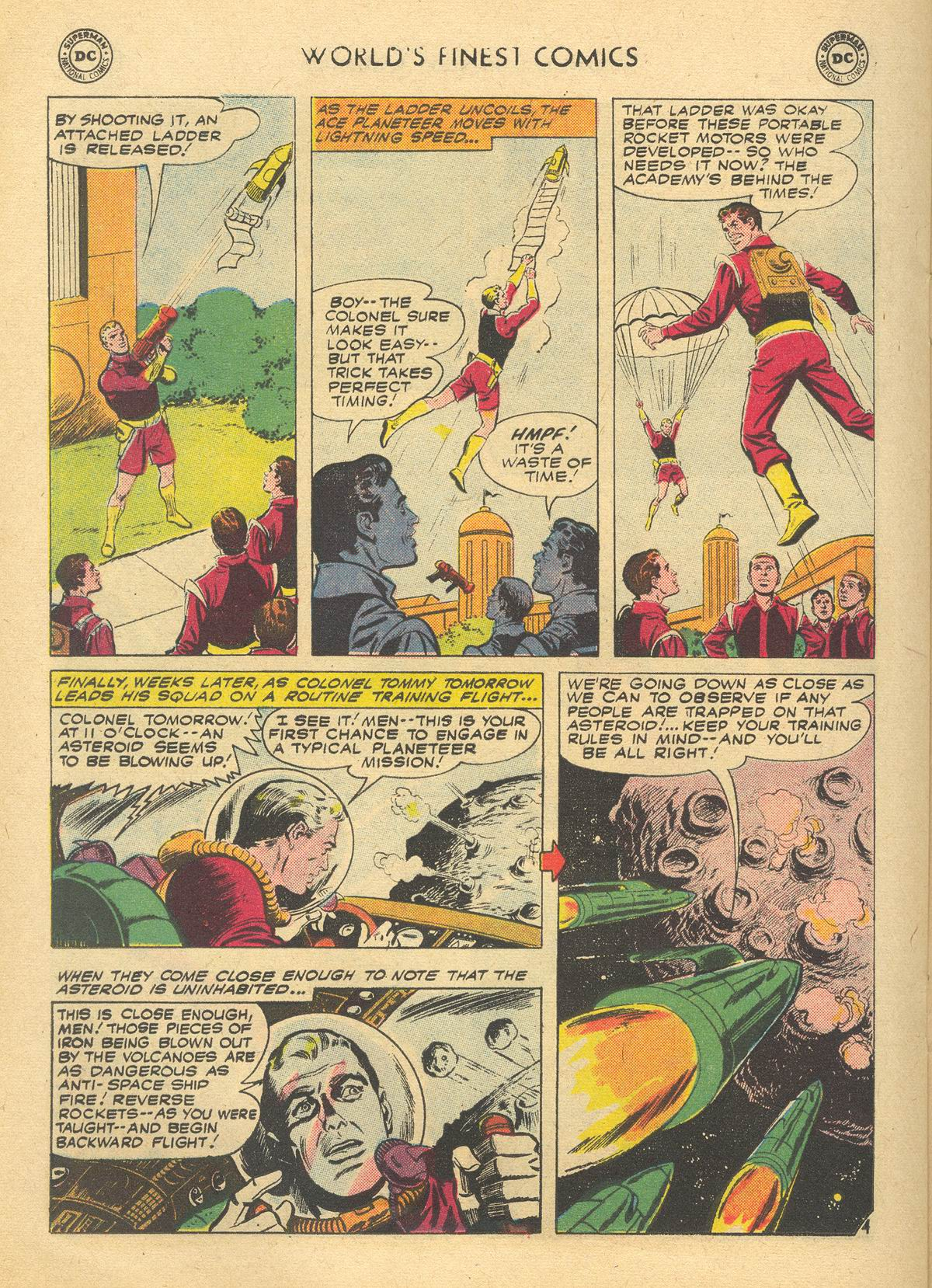 Read online World's Finest Comics comic -  Issue #105 - 22