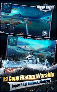 Games King of Warship: National Hero Apk