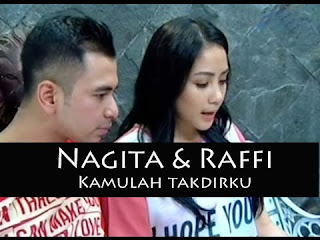 Lagu Nagita Slavina Ft. Raffi Ahmad - Kamulah Takdirku Mp.3 Gratis