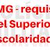 Decreto 450/2018 define exigência de nível superior para ingresso na PMMG