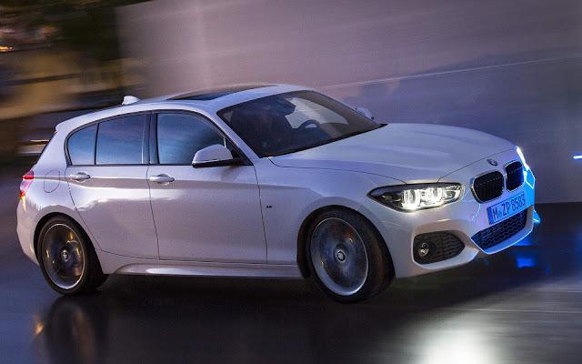 Novo BMW Série 1 2019