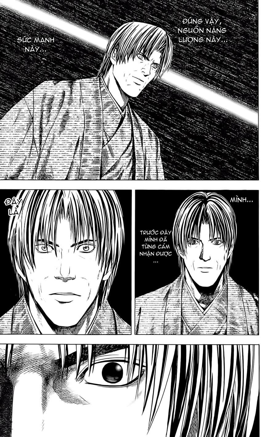Hikaru No Go hikaru no go chap 115 trang 14