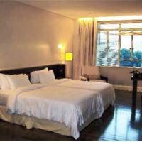 Malam tahun baru di hotel Ascott Raffles Place di Singapore