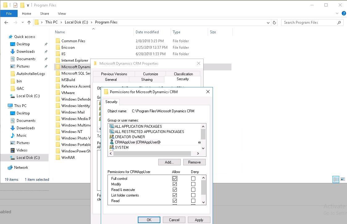 I T  Notes: Assembly Microsoft Dynamics Service Plugins dll