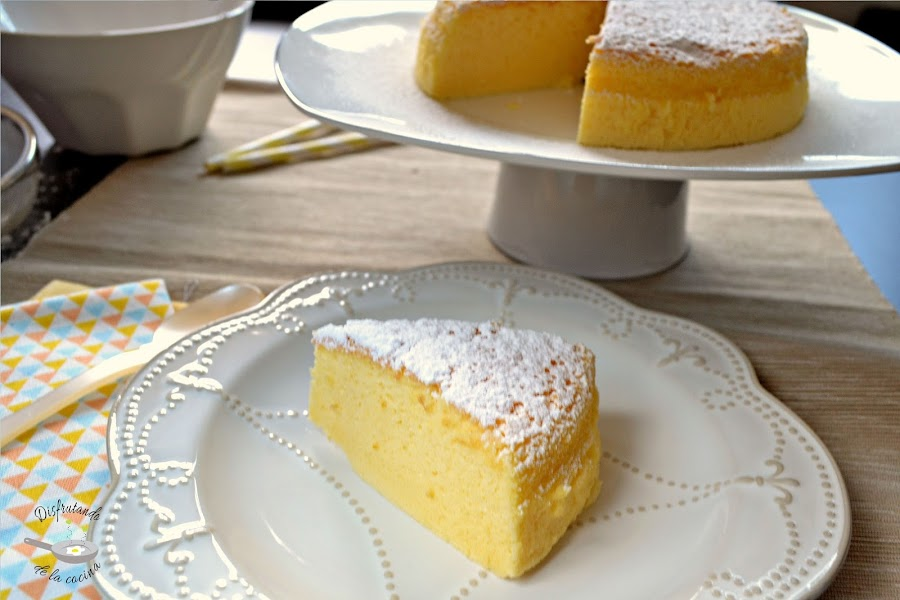 PASTEL DE QUESO CON 3 INGREDIENTES
