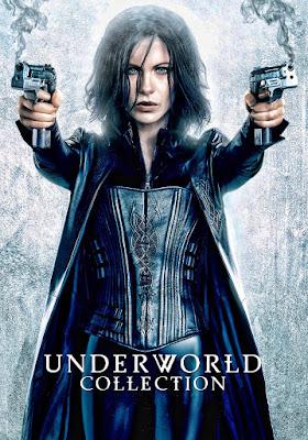 Underworld Colección DVD R1 NTSC Latino