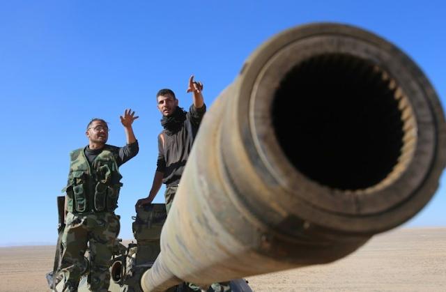 Pejuang Suriah Bantai 30 Pasukan Assad di Homs