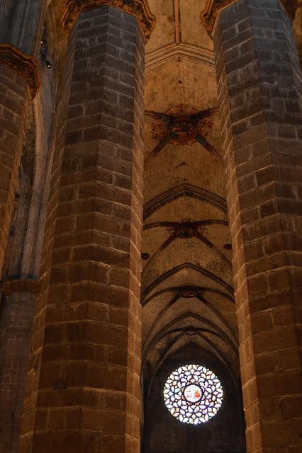 Santa María del Mar. Barcerlona