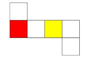 gambar jaring jaring kubus 2