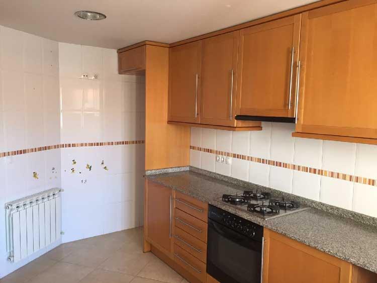duplex en venta calle pintor ribera castellon cocina
