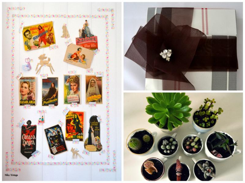 diy, hazlo tu mismo, lista, listado, manualidades, craft, repaso del año, washi tape, cactus, packing