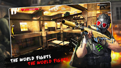 Zombies War Mod (Unlimited Money) Apk Download