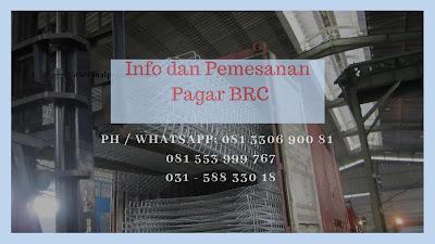 Pagar BRC Standard Bandara dan Pelabuhan