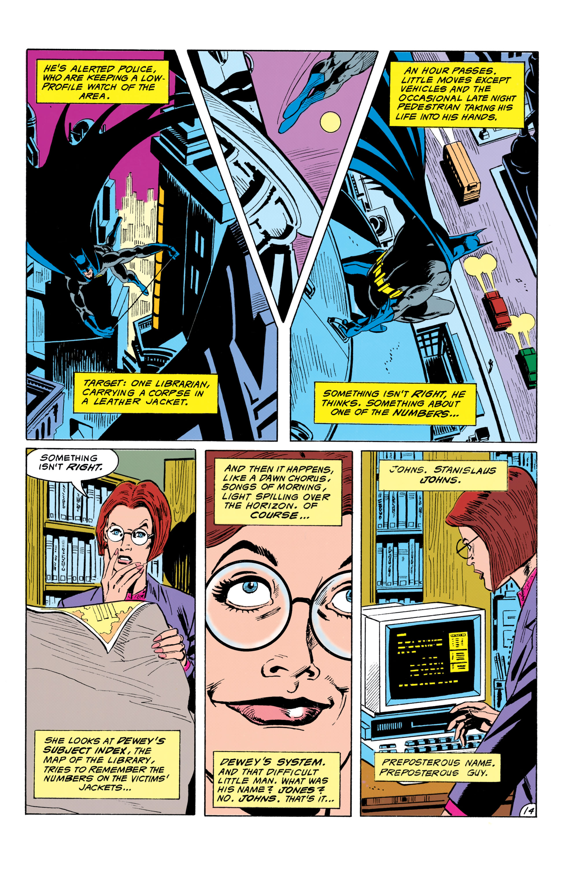 Detective Comics (1937) 643 Page 14