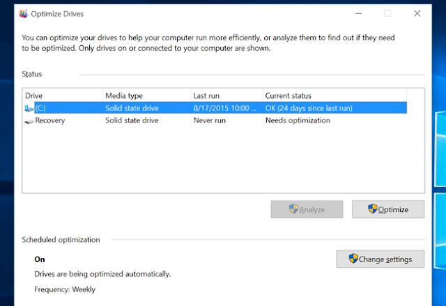 10 طرق لتسريع جهاز كمبيوتر بطيء يعمل بنظام التشغيل ويندوز 7 , 8 أو 10
