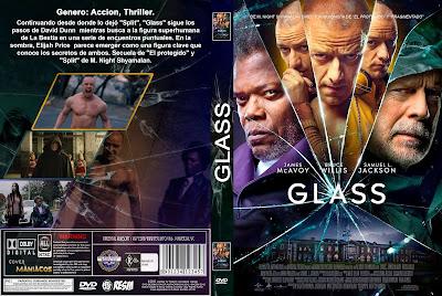 CARATULA - GLASS- 2019