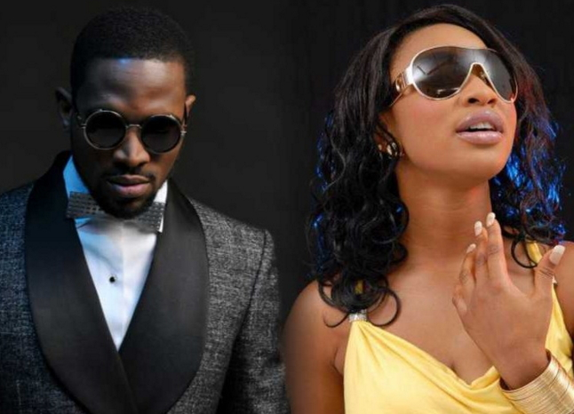 tonto dikeh broke up dbanj