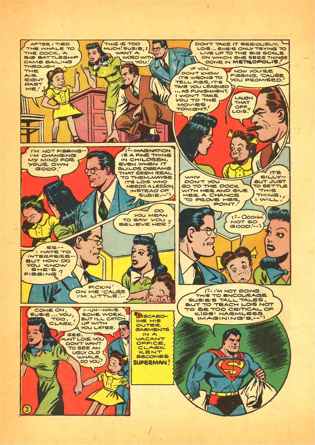 Read online Action Comics (1938) comic -  Issue #68 - 4
