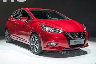 Nissan Micra 2016-2017 Dimensioni e Misure bagagliaio