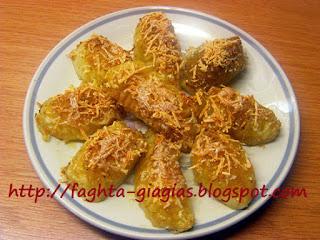 Πατάτες Κυπριακές ή ακορντεόν - από «Τα φαγητά της γιαγιάς»