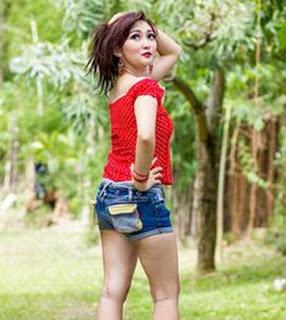 Foto Terbaru Chant Felicia