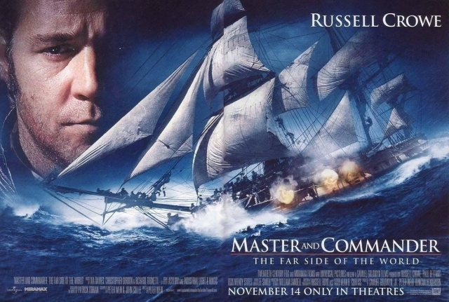 Thuyền Trưởng Và Đại Úy, Master and Commander: The Far Side of the World