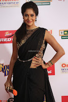 Sindhu looks fabulous in Black Saree designer choli at Mirchi Music Awards South 2017 ~  Exclusive Celebrities Galleries 020.JPG