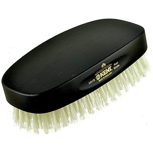 Kent grooming military hair brush