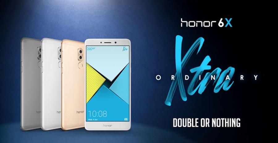 Honor 6X Miglior Smartphone Android a 200€ Novembre 2017