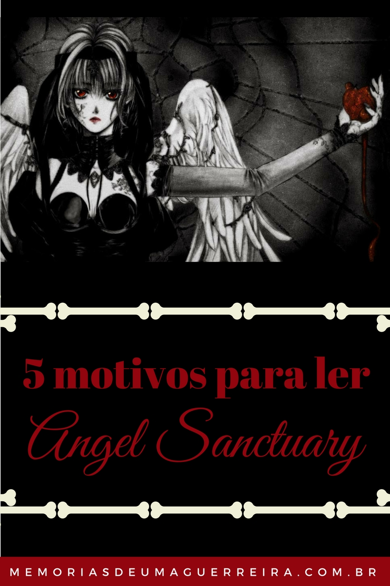 Leia Angel Sanctuary por completo